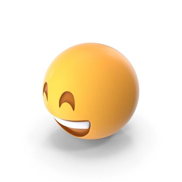 Very Happy Emoji