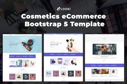 Looki - Responsive eCommerce HTML5 Template