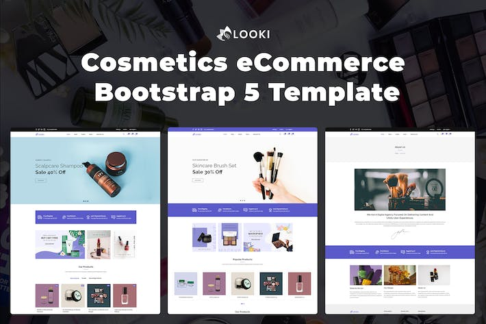 Thumbnail for Looki - Responsive eCommerce HTML5 Template