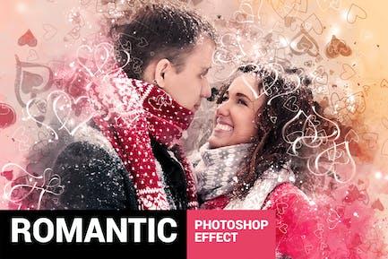 Valentinum - Sweethearts Photoshop Action
