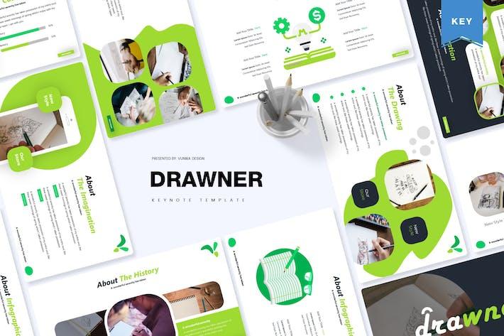 Thumbnail for Drawner | Keynote Template