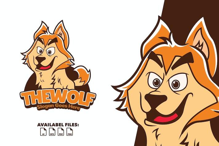 Thumbnail for Thewolf - Logo Mascot