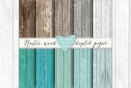 Wood backround digital papers