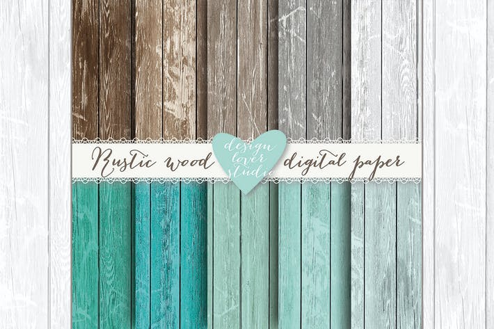 Thumbnail for Wood backround digital papers