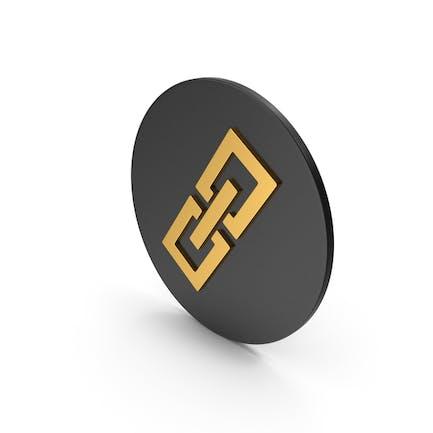 Glieder/ Kette Gold Icon
