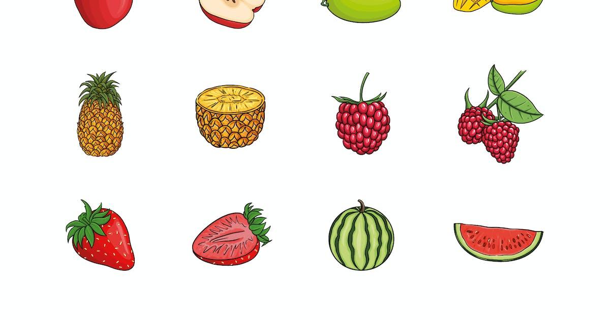 Download Fruits Illustration V.1 by deemakdaksinas