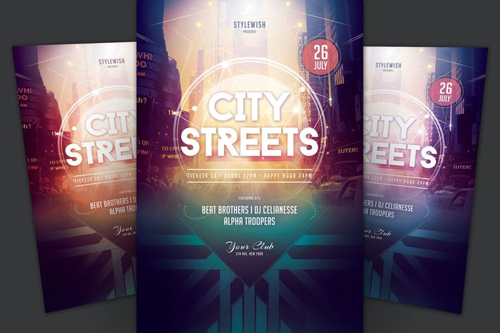 Thumbnail for City Streets Flyer