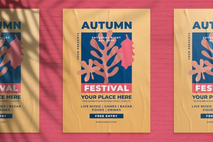 Thumbnail for Festival d'automne