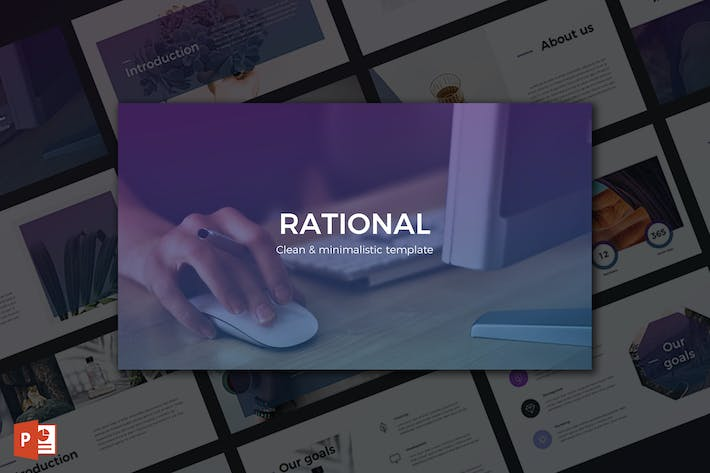 Thumbnail for Rational PowerPoint Template