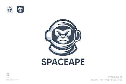 space ape logo template