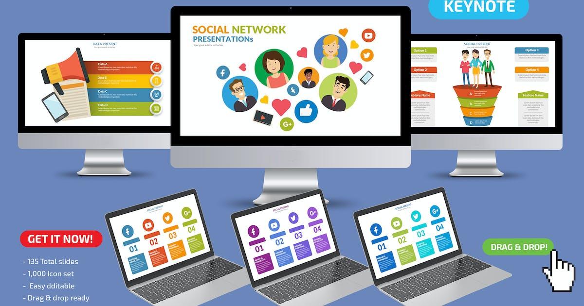 Download Social Network Keynote by mamanamsai