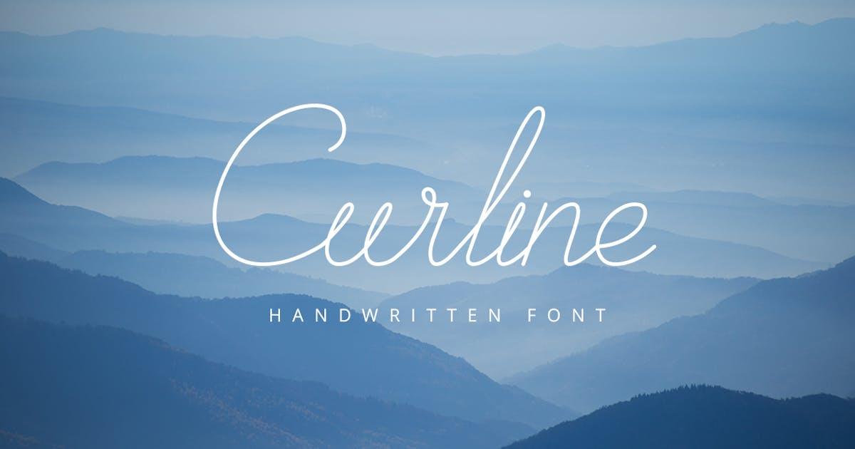 Curline Handwritten Script by Sentavio