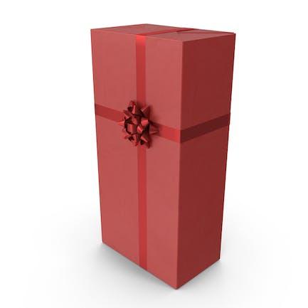 Geschenk Rot