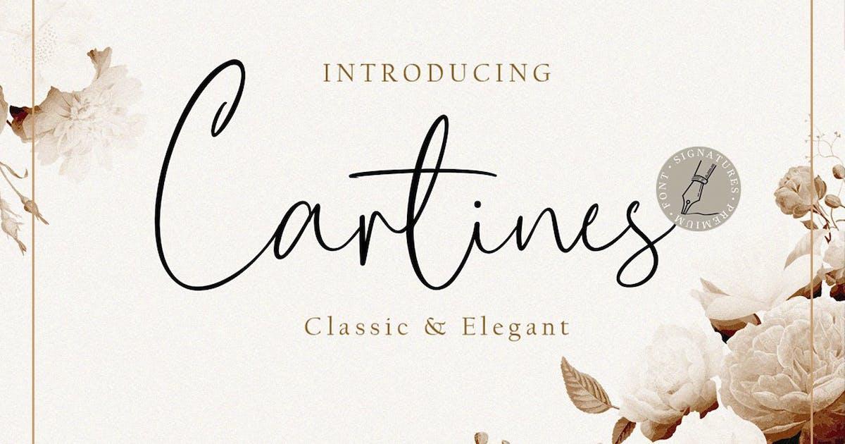 Download Cartines Signatures by Cotbada-studio