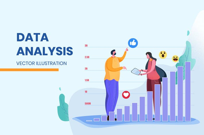 Thumbnail for Data Analysis - Vector Illustration