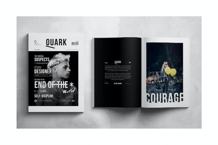 Thumbnail for E-Book / Magazine Template