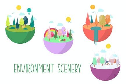 Environment Scenery