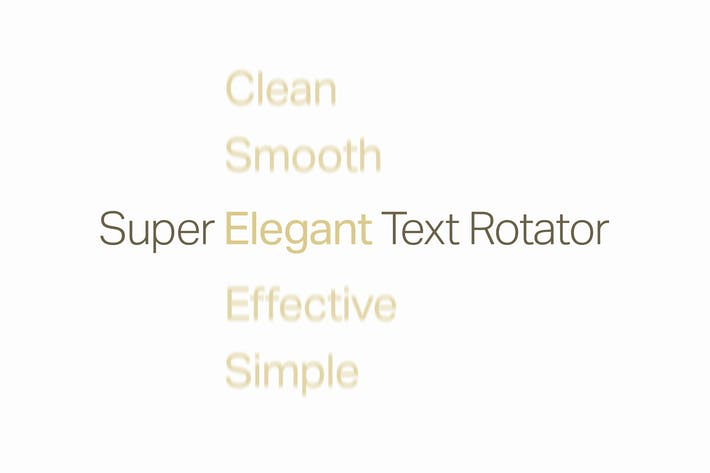Thumbnail for Simple Text Rotator WordPress Plugin