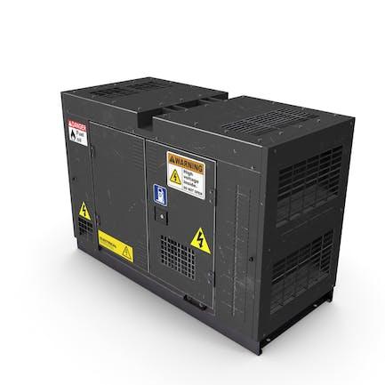 Power Generator Black Used