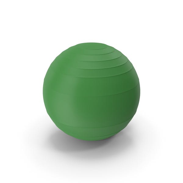 Pilates Ball Green