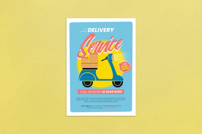 Thumbnail for Delivery Service