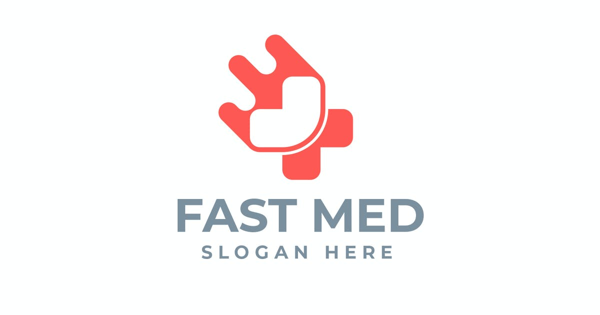 Download Fast Med - Health and Medical Logo by Suhandi