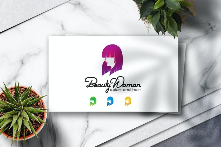Thumbnail for Beauty Woman Logo
