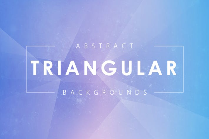 Thumbnail for Abstract Triangular Backgrounds