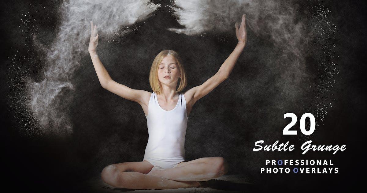 Download 20 Subtle Grunge Photo Overlays by Eldamar_Studio