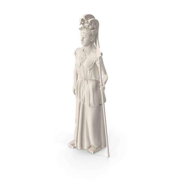 Athena Promachos Statue