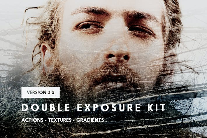 Cover Image For Double Exposure Kit