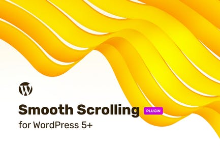 Smooth Scrolling for WordPress Theme