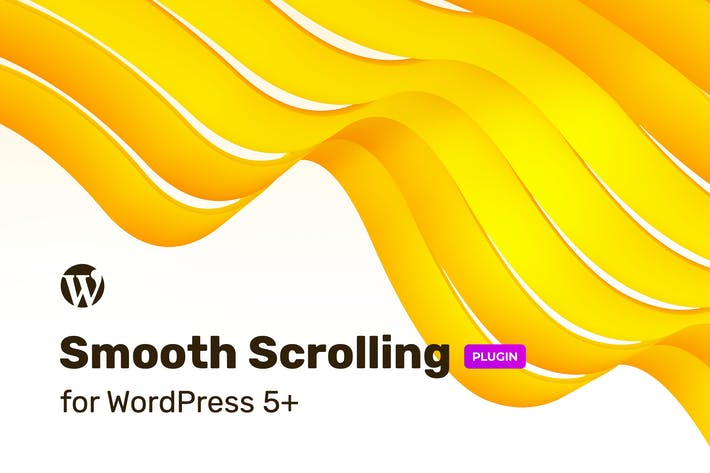 Thumbnail for Smooth Scrolling for WordPress Theme