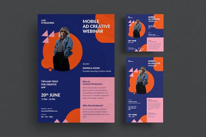 Thumbnail for Mobile AD Creative Webinar