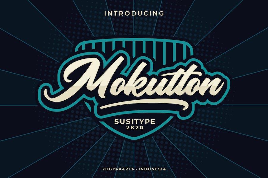 SBR Mokutton
