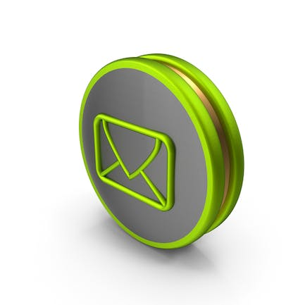 Green Email Icon