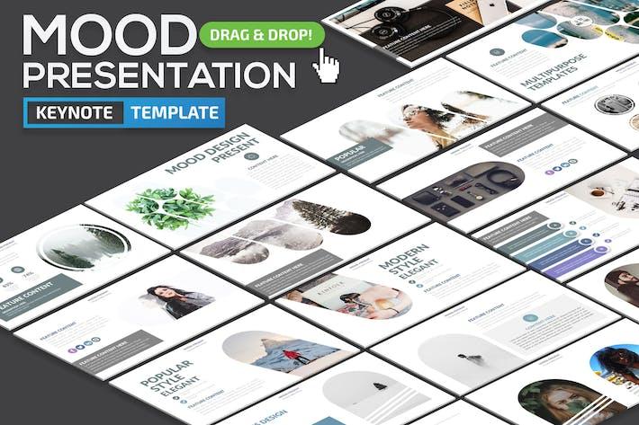 Thumbnail for Mood Keynote Presentation