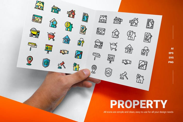 Thumbnail for Property - Icons