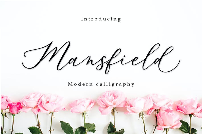 Thumbnail for Mansfield Script