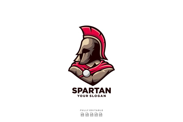 Thumbnail for Spartan Knight Logo