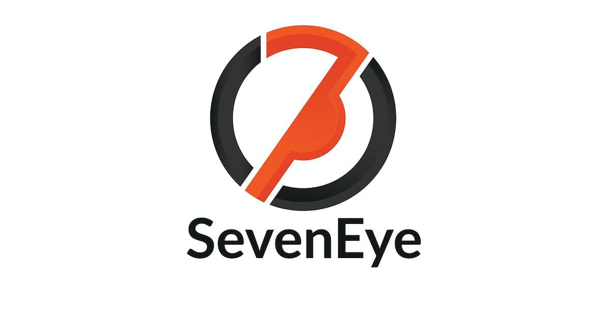 Download SevenEye - Creative Logo RB by Rometheme
