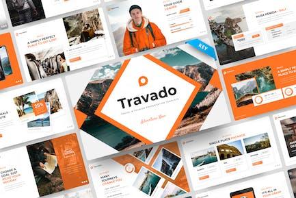 Travado - Travel & Tourism Keynote Template