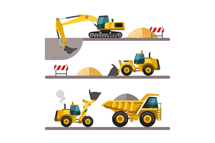 Thumbnail for Construction Machinery