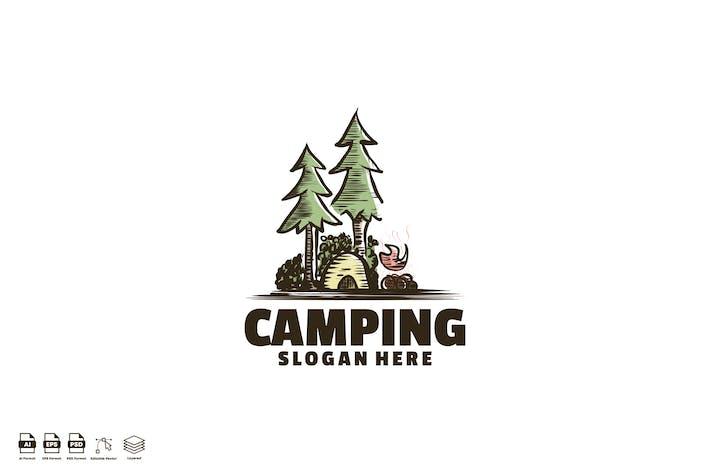 Thumbnail for Camping Logo