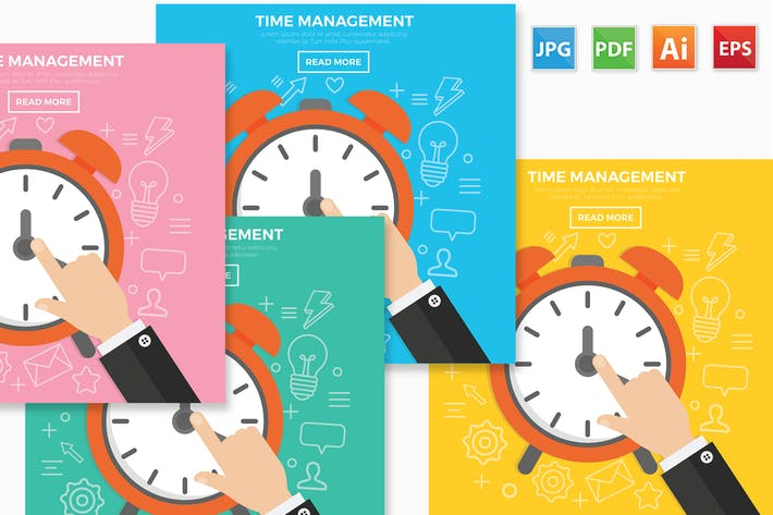 Thumbnail for Time management design