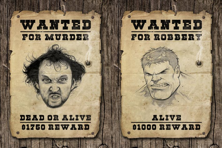 Thumbnail for Wanted Poster Creator