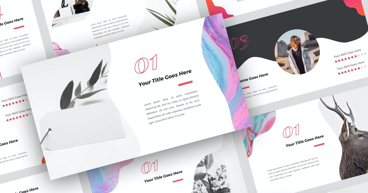 Download Bery - Creative Keynote Template by StringLabs