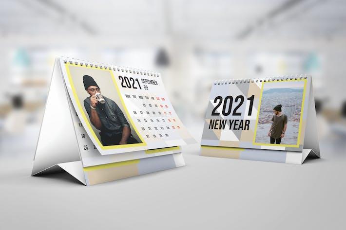 Thumbnail for Modellkalender 2021 — KalenderVorlage