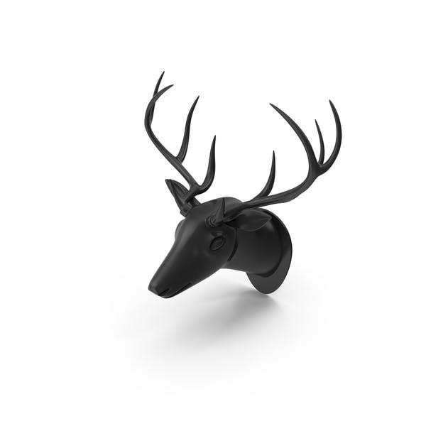 Thumbnail for Designer Deer Trophy