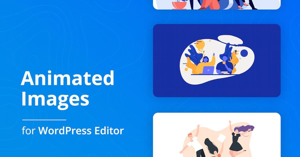 Download Lottie Animation for WordPress Editor by merkulove